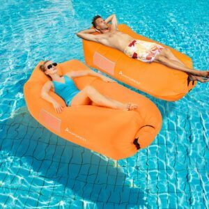 Ama Forest Inflatable Lounger Air Sofa Hammock 充气沙发躺椅