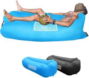 KXLY Inflatable Lounger Air Sofa 充气沙发躺椅